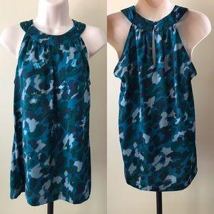 Dressy Sequin Halter Style Top